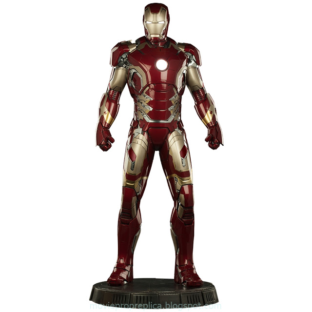 Avengers: Age of Ultron - Iron Man Mark 43 Statue
