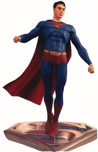 Brandon Routh as Superman - Superman Returns In Flight Statue