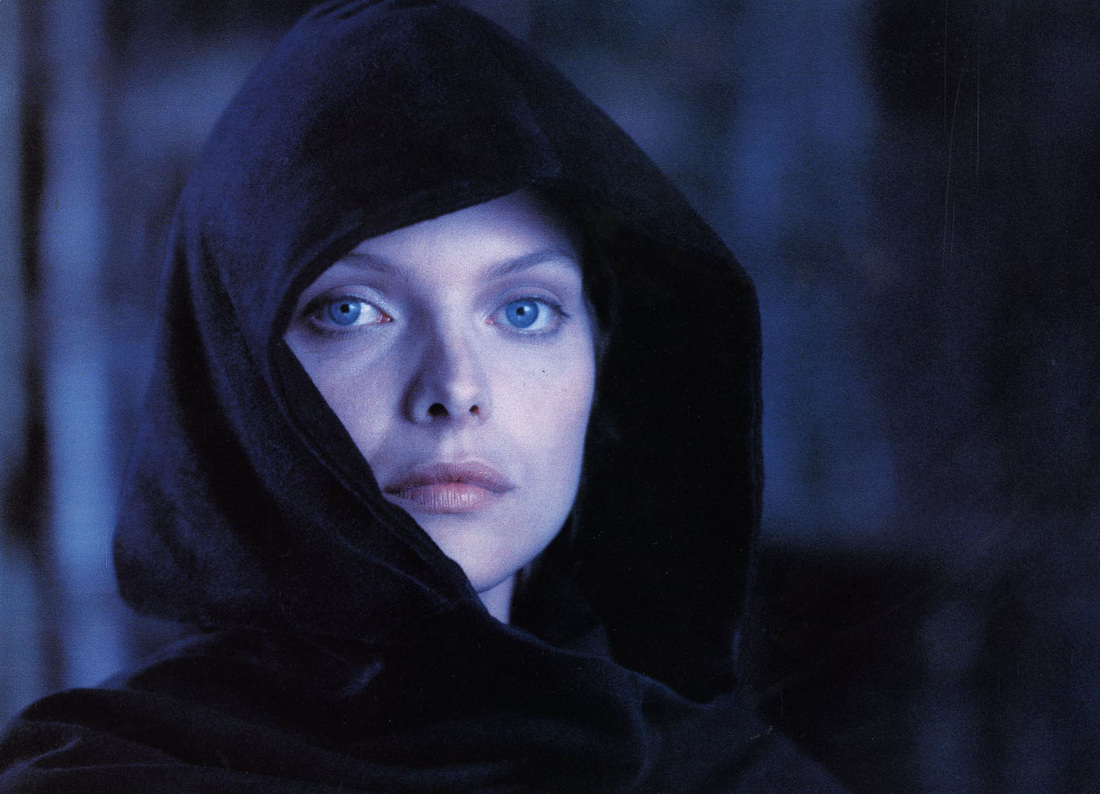 Michelle Pfeiffer Ant Man >> Ladyhawke: starring Matthew Broderick, Rutger Hauer, and ...