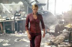 Kristanna Loken as T-X: the first on-screen female Terminator