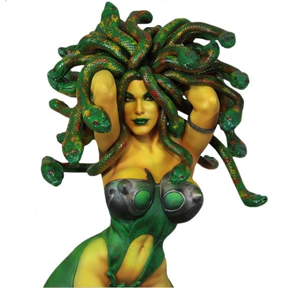 Medusa 1/4th Scale Statue