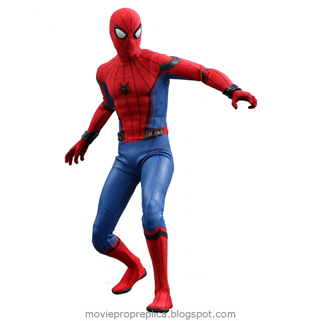 Spider-Man: Homecoming: Spider-Man 1/6th Scale Figure (Tom Holland)