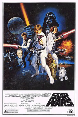 ​Star Wars: A New Hope (1977)
