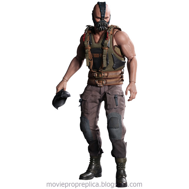 The Dark Knight Rises: Bane 1/6th Scale Figure (Tom Hardy)