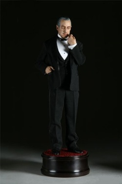 The Godfather: Don Vito Corleone 1/4th Scale Figure (Marlon Brando)