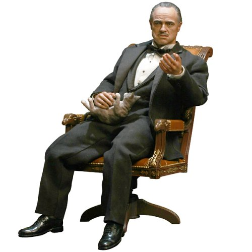 The Godfather: Don Vito Corleone 1/6th Scale Figure (Marlon Brando)