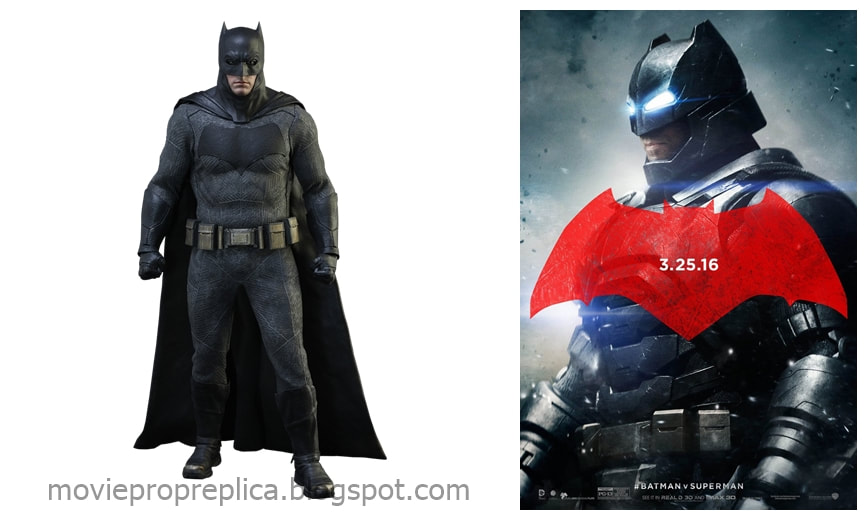 Ben Affleck as Batman: Batman v Superman: Dawn of Justice Movie Collectible Figure