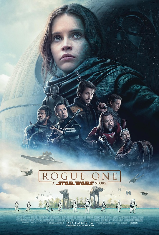 ​Rogue One: A Star Wars Story (2016)