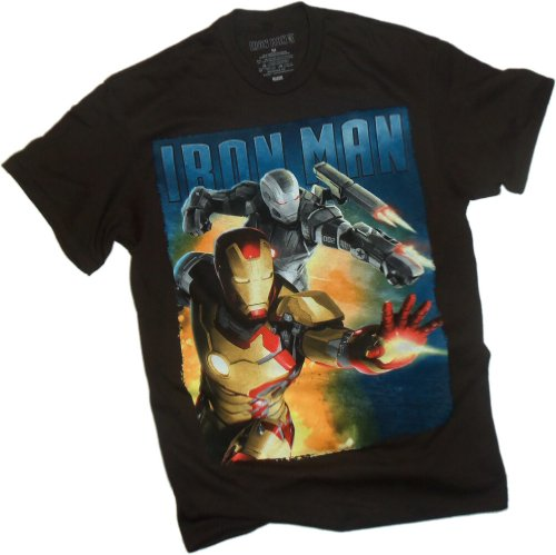 Iron Man 3 Movie T-Shirt