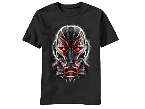 Avengers Age Of Ultron Face Of Evil T-shirt