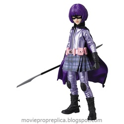 Kick-Ass: Hit Girl Real Action Hero 1/6th Scale Figure (Chloë Grace Moretz)