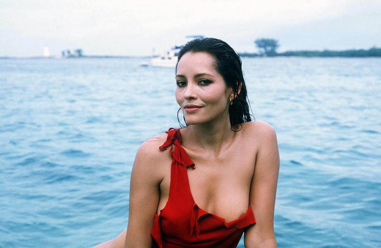 Barbara Carrera as Fatima Blush; based on Fiona Volpe and a member of SPECTRE.