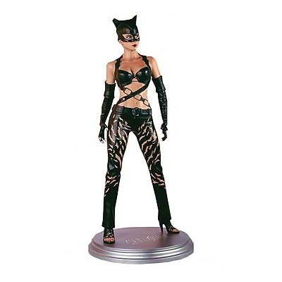 Halle Berry as Patience Phillips / Catwoman Statue