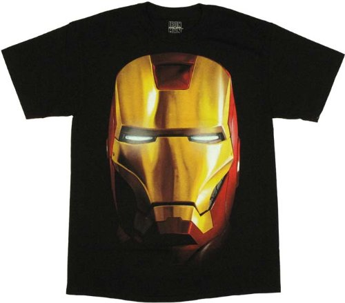 Mad Engine Men's I Am 2 Iron Man T-Shirt