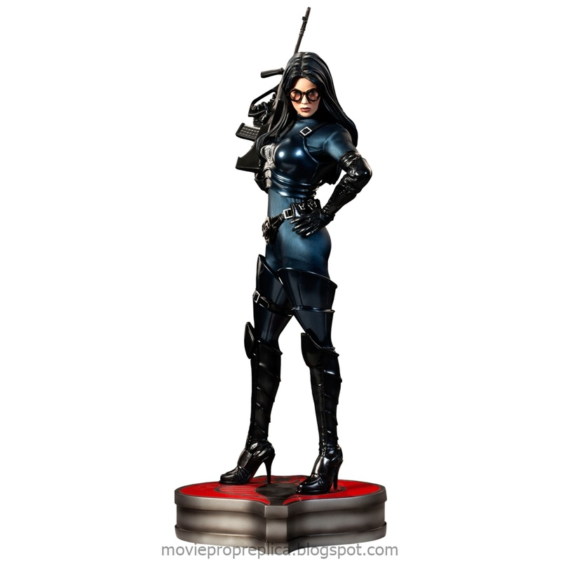 G.I. Joe: Baroness – Classic Version Premium Format Figure