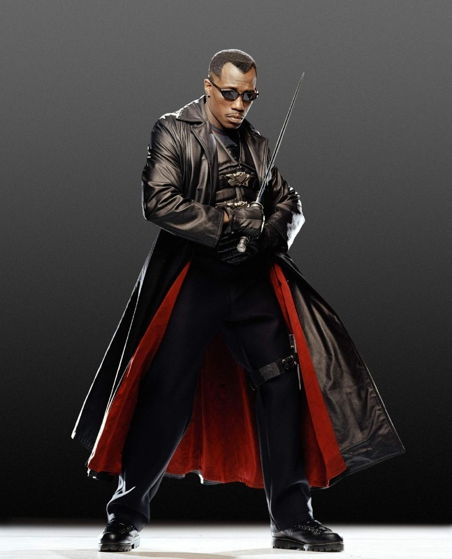 Wesley Snipes as Eric Brooks / Blade