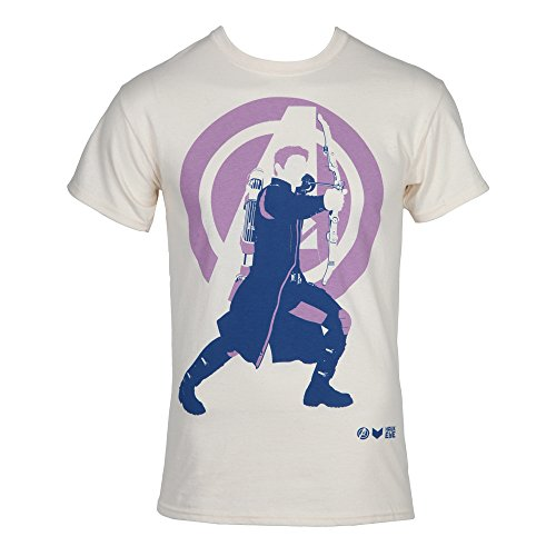 Avengers Age of Ultron Hawkeye Minimalist Adult T-Shirt