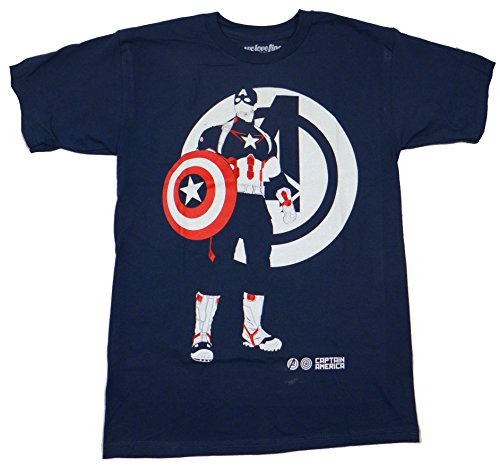 Avengers Age Of Ultron Captain America Minimalist T-shirt