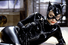 Michelle Pfeiffer as Catwoman / The Feminist Avenger