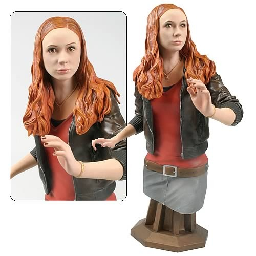 Doctor Who: Amy Pond Premium Bust (Karen Gillan)