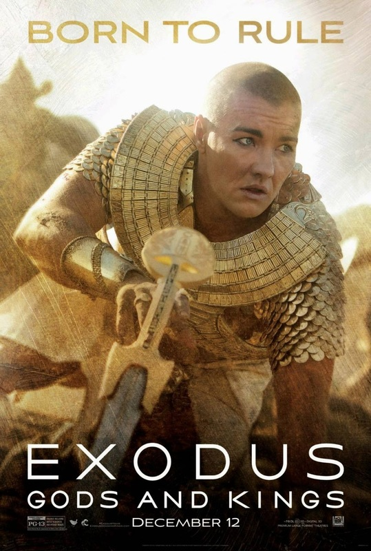 Joel Edgerton as Ramesses II