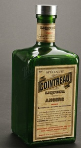 Valkyrie - Cointreau Bottle Bomb Prop