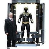 The Dark Knight: Batman Armory with Alfred 1/6th Scale Figure Set (Michael Caine)