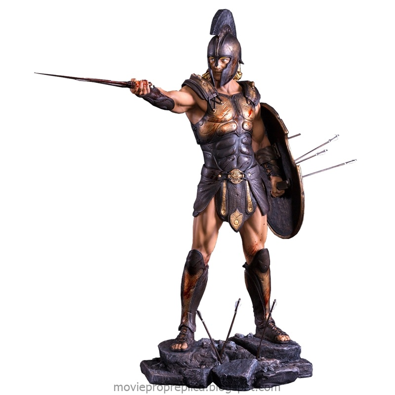 Achilles Immortality 1/4th Scale Painted Polystone Statue