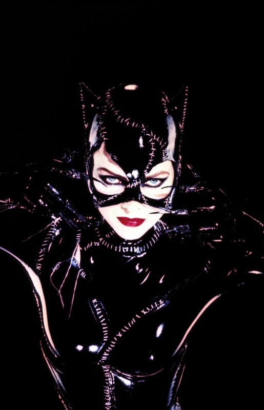 Michelle Pfeiffer as Selina Kyle / Catwoman - Batman Returns