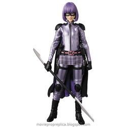Kick-Ass 2: Hit Girl Real Action Hero 1/6th Scale Figure (Chloë Grace Moretz)