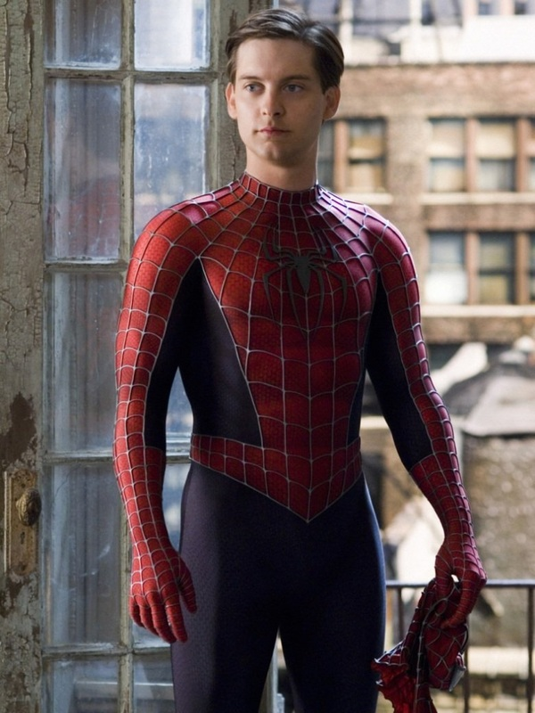 Tobey Maguire as Peter Parker / Spider-Man