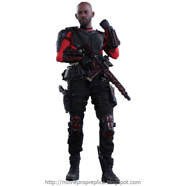 Suicide Squad: Deadshot 1/6th Scale Figure (Will Smith)