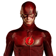 Grant Gustin as Barry Allen / Flash