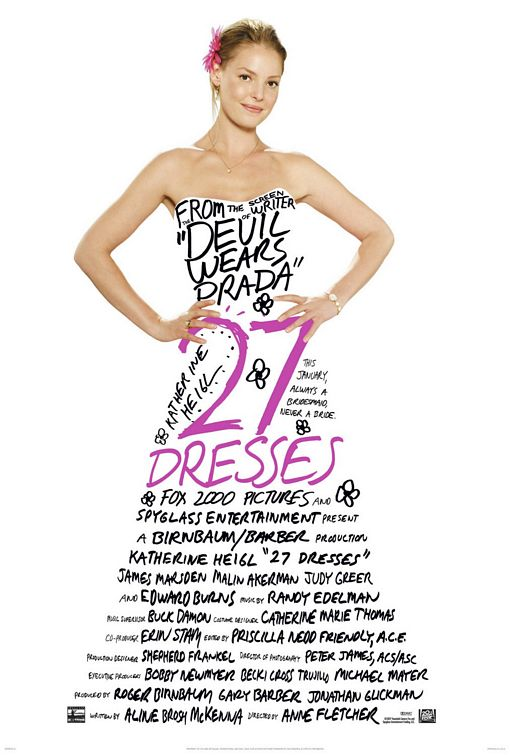 Katherine Heigl: 27 Dresses