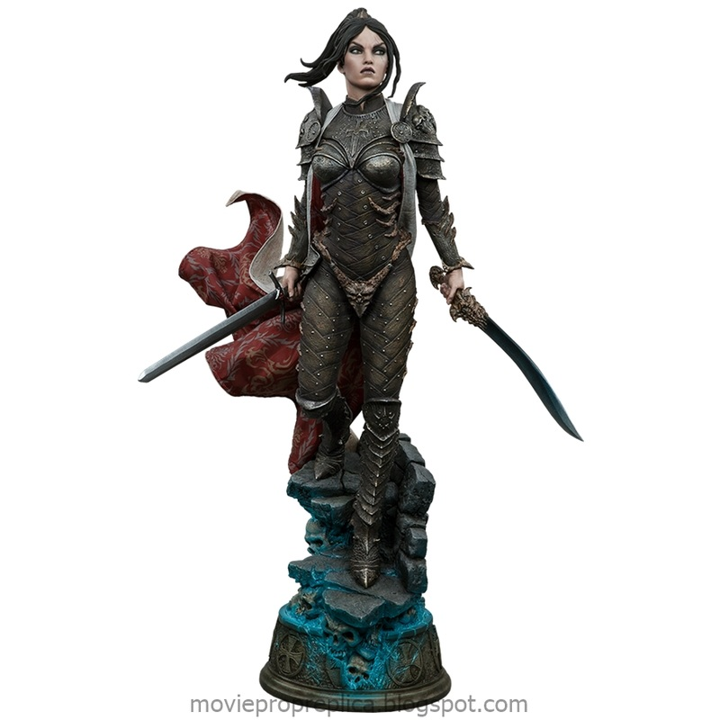 Court of the Dead: Shard: Mortal Trespasser Premium Format Figure
