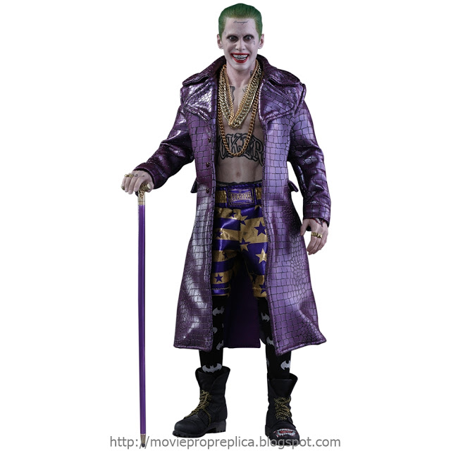 Suicide Squad: The Joker (Purple Coat Version) 1/6th Scale Figure (Jared Leto)