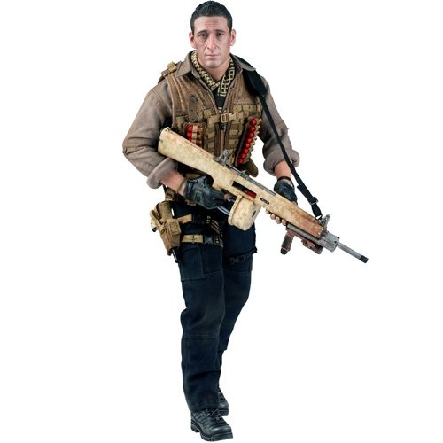 Predators: Adrien Brody as Royce Collectible Figure