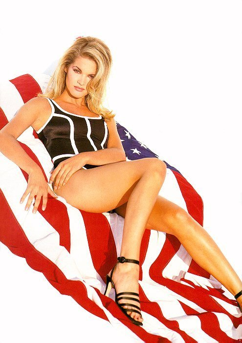 Bridgette Wilson - Miss Teen USA 1990.