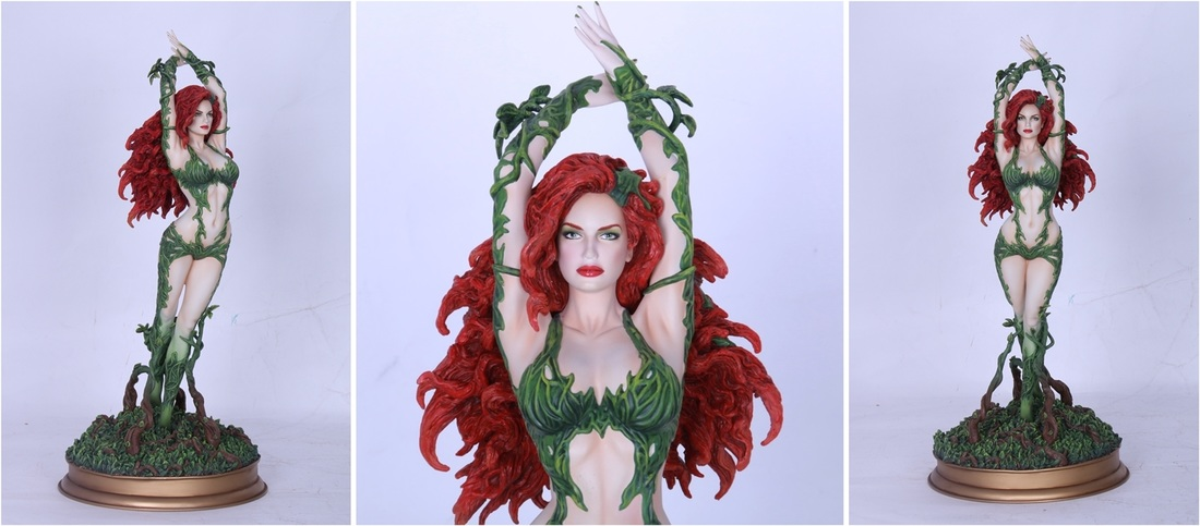 Poison Ivy by Luis Royo 1/6th Scale Statue