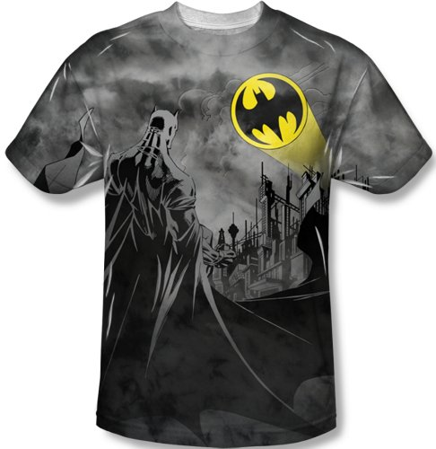 Batman Heed the Call Sublimation T-Shirt