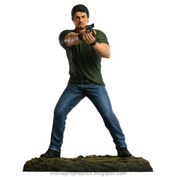 The Expendables: Barney Ross 1/6th Scale Statue (Sylvester Stallone)