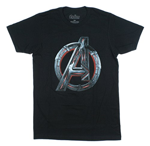 The Avengers Age Of Ultron Logo T-Shirt