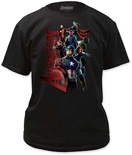 Avengers Age of Ultron Avengers Gang T-shirt