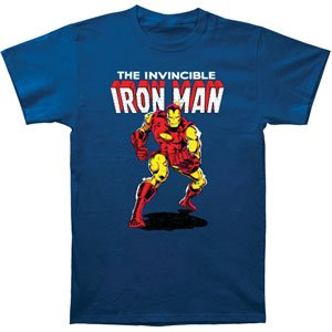 Iron Man Invincible T-Shirt