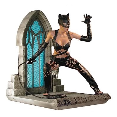 Halle Berry as Patience Phillips / Catwoman Diorama