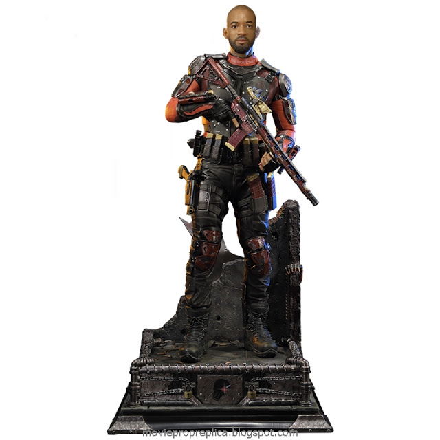 Suicide Squad: Deadshot Statue (Will Smith)