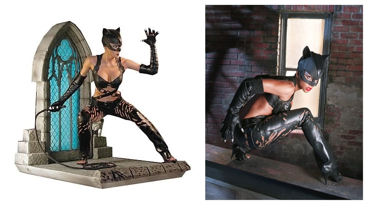 Halle Berry as Patience Philips: Catwoman Collectible Figure Diorama